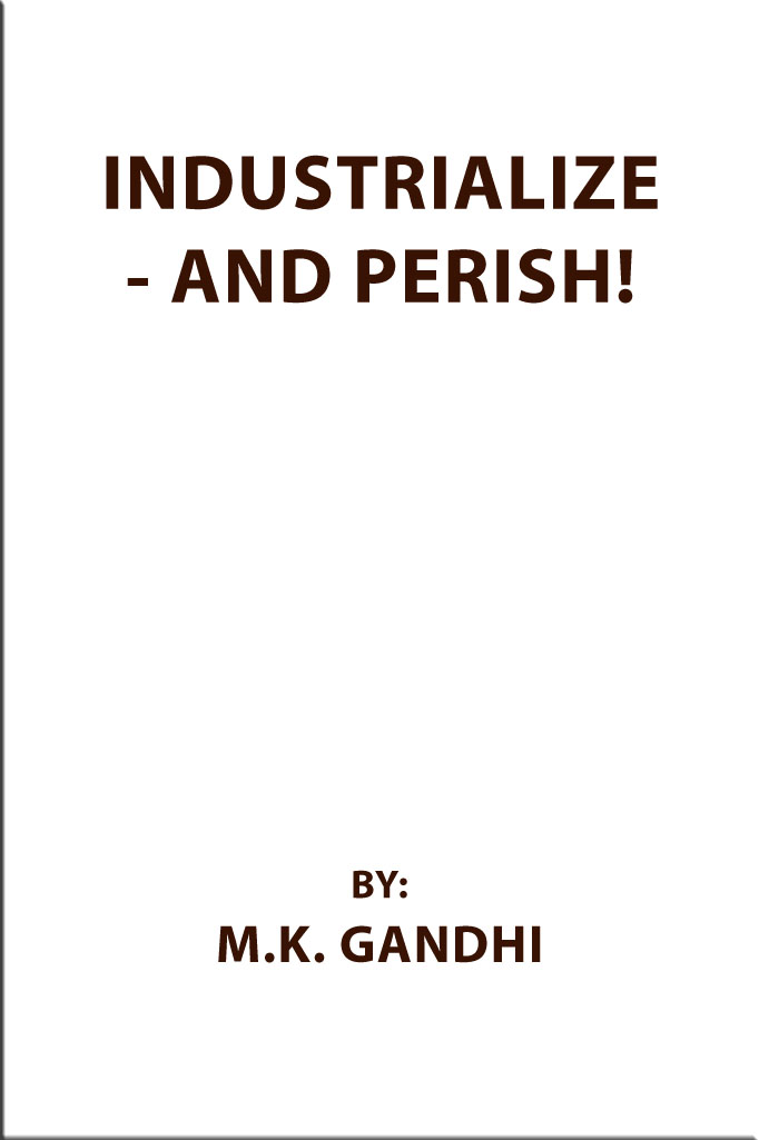 Gandhiji on Khadi : Download Complete Ebook free