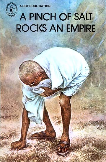 A Pinch of Salt Rocks An Empire : Download Complete Ebook for Gandhi Peace Exam