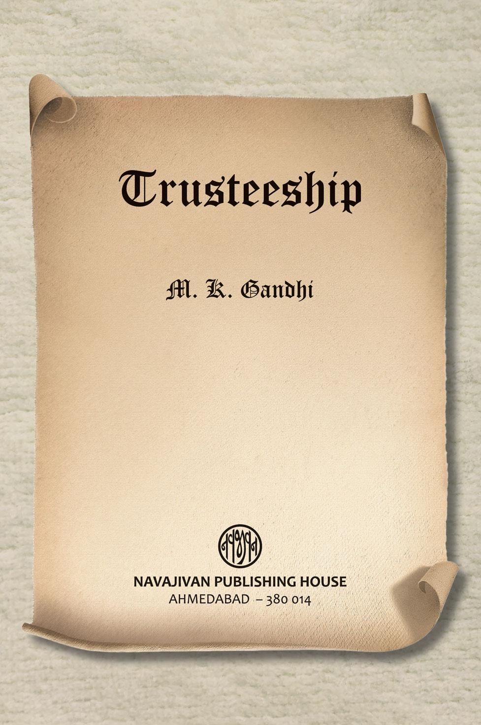 Trusteeship :Download Complete E-book