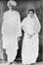 Gandhi & Kasturbai