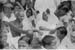 Gandhi and Kasturbai with Harijan children at Bhavnagar, July 3, 1934