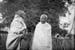 With Vinoba Bhave, Wardha, 1934