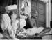 Gandhi with Abbas Tyabji, 1934
