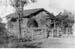 Gandhi's hut at Segaon, 1936