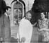 His first meeting with Lord and Lady Mountbatten, Delhi, March 31, 1947