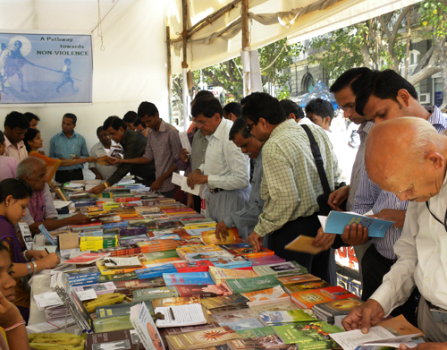 Gandhi Books Exhibition