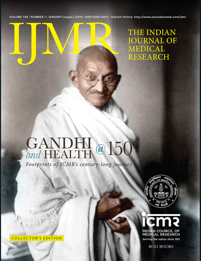 Gandhi and Health @ 150