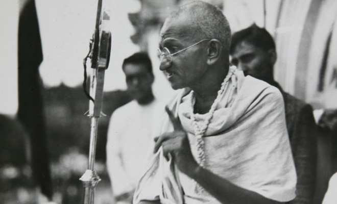 the person i admire the most is mahatma gandhi That this purest, most elevating, most inspiring man of our age should have  suffered  the admiration for mahatma gandhi in all countries of the world rests  on.