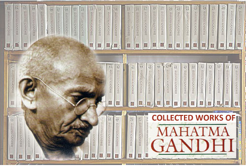 Collected Works of Mahatma Gandhi in Hindi