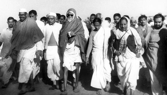 bhoodan-movement