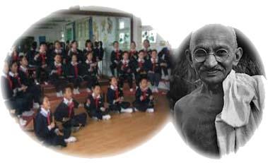 Current News Gmahatma Gandhis Teachings An Integral Part Of