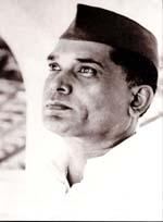 Jayprakash Narayan in early age