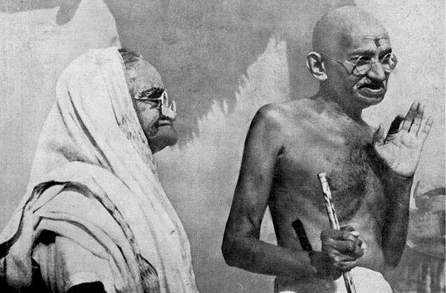 mahatma-and-kasturba-gandhi