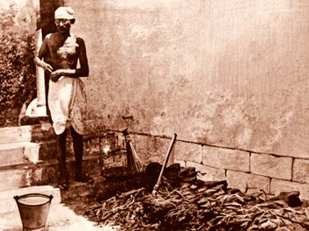 Importance Of Gandhian Thoughts About Cleanliness