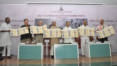 Gandhi Postcards Release Function