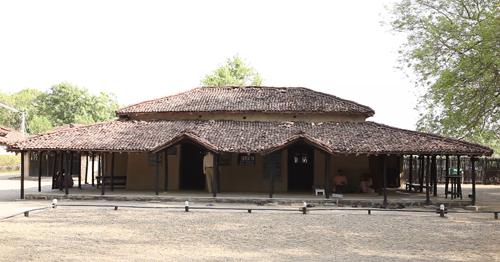 gandhi-first-residence-at-sevagram-ashram